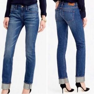 J. Crew Selvedge Matchstick Jeans